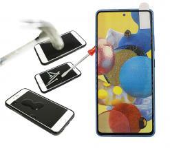 Full Frame Skjermbeskyttelse av glass Samsung Galaxy A51 5G (SM-A516B/DS)