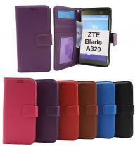 New Standcase Wallet ZTE Blade A320
