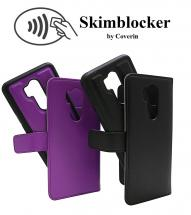Skimblocker Magnet Wallet LG G7 Fit (LMQ850)