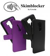 Skimblocker Magnet Wallet LG G7 ThinQ (G710M)