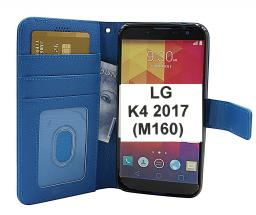 New Standcase Wallet LG K4 2017 (M160)