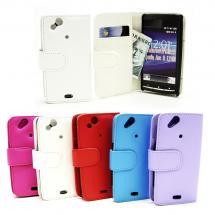 Lommebok etui Sony Ericsson Xperia Arc (LT18i X12)