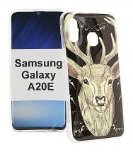 TPU Designdeksel Samsung Galaxy A20e (A202F/DS)