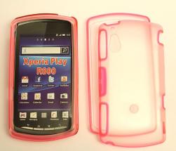Hardcase Deksel hybrid skal Sony Ericsson Xperia Play