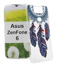 TPU Designdeksel Asus ZenFone 6 (ZS630KL)