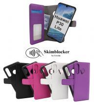 Skimblocker Magnet Wallet Huawei P30 Lite