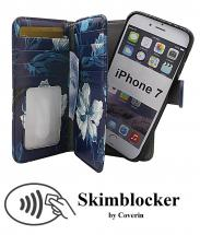Skimblocker XL Magnet Designwallet iPhone 7