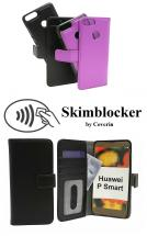 Skimblocker Magnet Wallet Huawei P Smart (FIG-LX1)