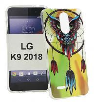 TPU Designdeksel LG K9 2018 (LMX210)