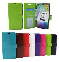 Crazy Horse Wallet Honor 20 Pro