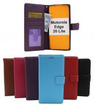 New Standcase Wallet Motorola Edge 20 Lite