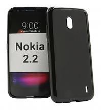 TPU-deksel for Nokia 2.2