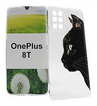TPU Designdeksel OnePlus 8T