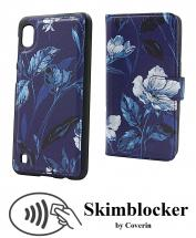 Skimblocker Magnet Designwallet Samsung Galaxy A10 (A105F/DS)