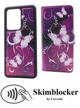 Skimblocker Magnet Designwallet Samsung Galaxy S20 Ultra (G988B)