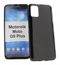 TPU-deksel for Motorola Moto G9 Plus