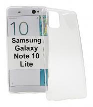 Ultra Thin TPU Deksel Samsung Galaxy Note 10 Lite (N770F)