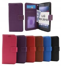 New Standcase Wallet LG K9 2018 (LMX210)