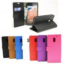 Standcase Wallet Lenovo Motorola Moto E3 (XT1700)