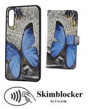 Skimblocker Magnet Designwallet Samsung Galaxy A50 (A505FN/DS)