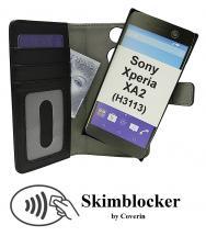 Skimblocker Magnet Wallet Sony Xperia XA2 (H3113 / H4113)
