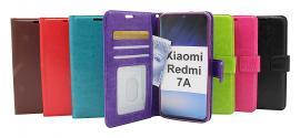 Crazy Horse Wallet Xiaomi Redmi 7A