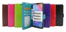 Crazy Horse Wallet Xiaomi Redmi Note 8