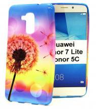 TPU Designdeksel Huawei Honor 7 Lite
