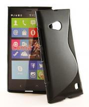 S-Line Deksel Nokia Lumia 730/735