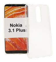 TPU-deksel for Nokia 3.1 Plus