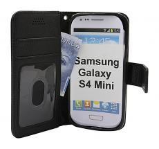 New Standcase Wallet Samsung Galaxy S4 Mini (i9195/i9190)