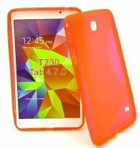 "Samsung Tab 4 (T230/T235) 7"" S-Line Deksel"