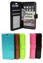 Crazy Horse Wallet iPhone 8 Plus