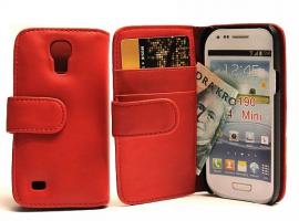 Lommebok-etui Samsung Galaxy S4 Mini (i9195/i9190)