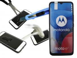 Skjermbeskyttelse av glass Motorola Moto E7
