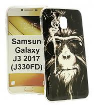 TPU Designdeksel Samsung Galaxy J3 2017 (J330FD)