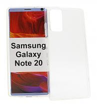 TPU Deksel Samsung Galaxy Note 20 5G (N981B/DS)