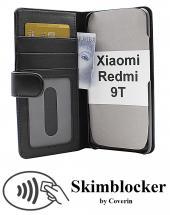 Skimblocker Lommebok-etui Xiaomi Redmi 9T