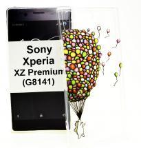 TPU Designdeksel Sony Xperia XZ Premium (G8141)