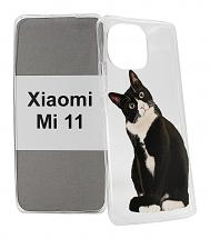 TPU Designdeksel Xiaomi Mi 11