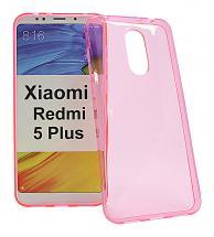 TPU-deksel for Xiaomi Redmi 5 Plus