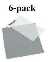 6-pakning Skjermbeskyttelse Samsung Galaxy Xcover 2