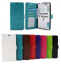Crazy Horse Wallet Huawei P Smart Z