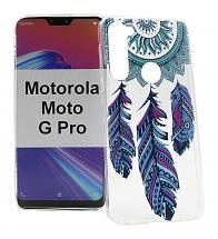 TPU Designdeksel Motorola Moto G Pro
