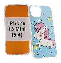 TPU Designdeksel iPhone 13 Mini (5.4)