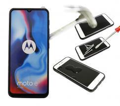 Full Frame Skjermbeskyttelse av glass Motorola Moto E7 Plus