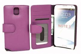 Lommebok-etui Samsung Galaxy Note 3 (n9005)