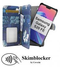 Skimblocker XL Magnet Designwallet Samsung Galaxy S20 FE / S20 FE 5G