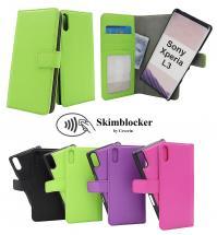 Skimblocker Magnet Wallet Sony Xperia L3