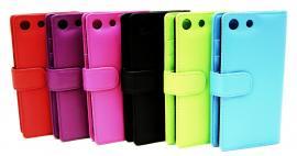 Lommebok-etui Sony Xperia M5 (E5603)